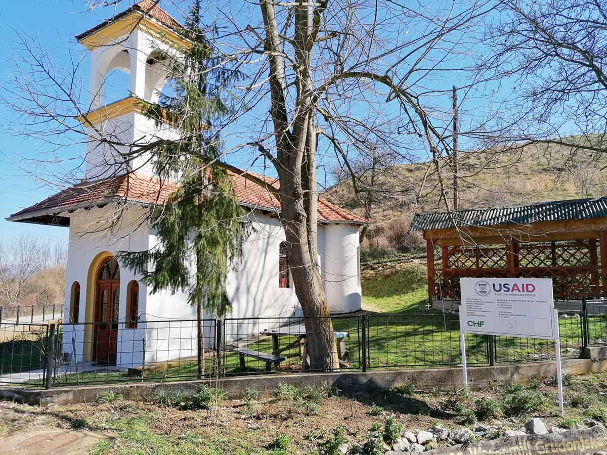 Crkva Ognjena Marija