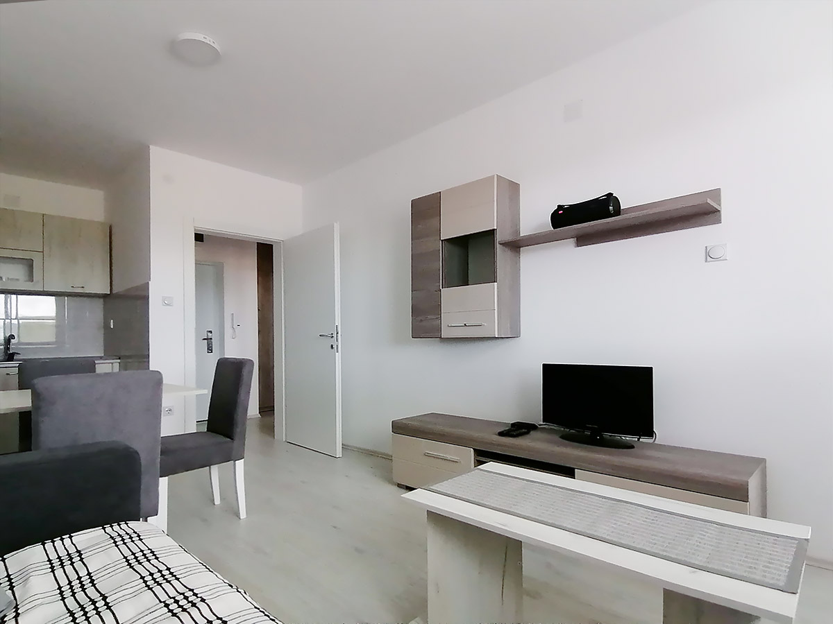 Apartman AD - Dnevna soba: stočić