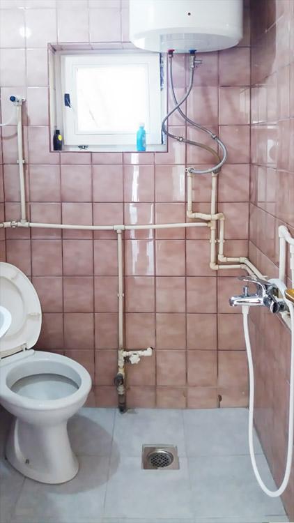 Apartman Aronija - Tuš