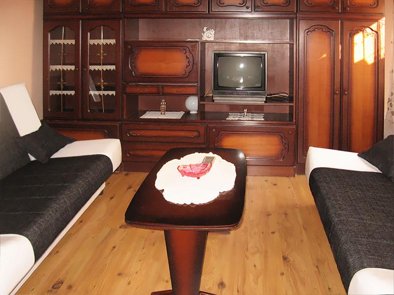 Apartman Banjac - Dnevna soba - TV