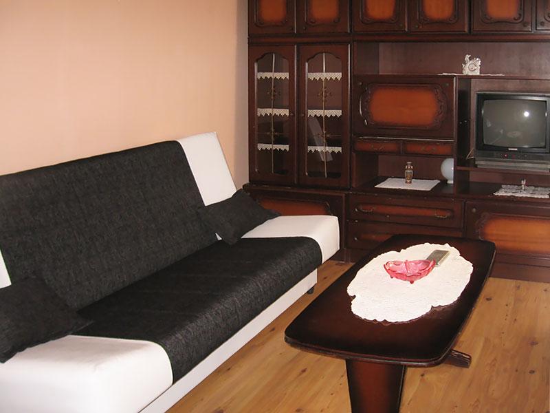 Apartman Banjac - Dnevna soba - ležaj 1