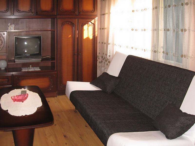 Apartman Banjac - Dnevna soba - ležaj 2