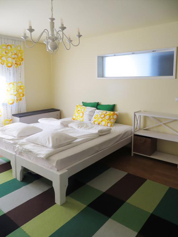 Apartman Bela rada - Spavaća soba