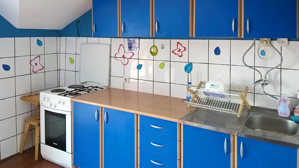 Apartman Braca 1 - Kuhinja