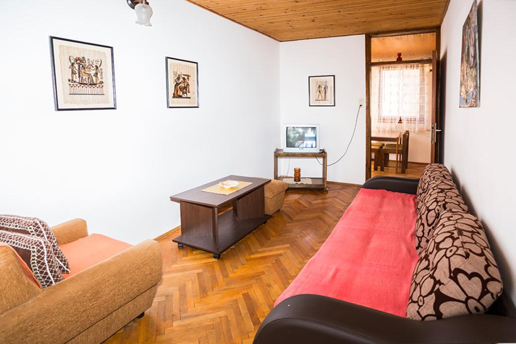 Apartman Džeri - Dnevna soba