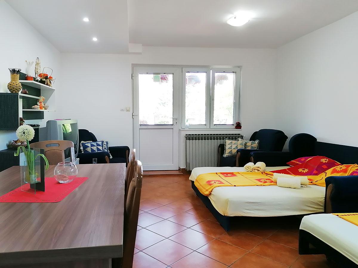 Apartmani Ena - Dnevna soba