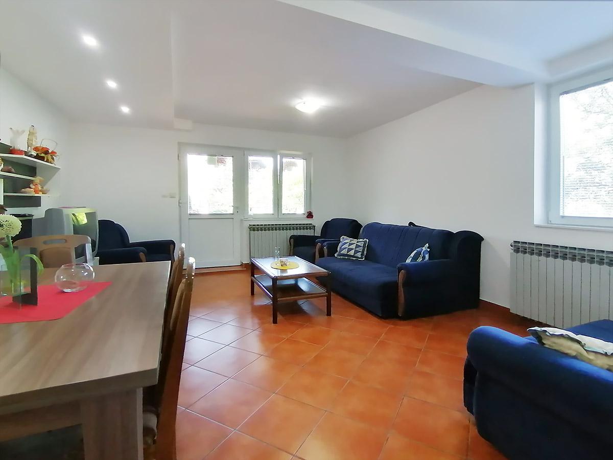 Apartmani Ena - Dnevna soba - kreveti