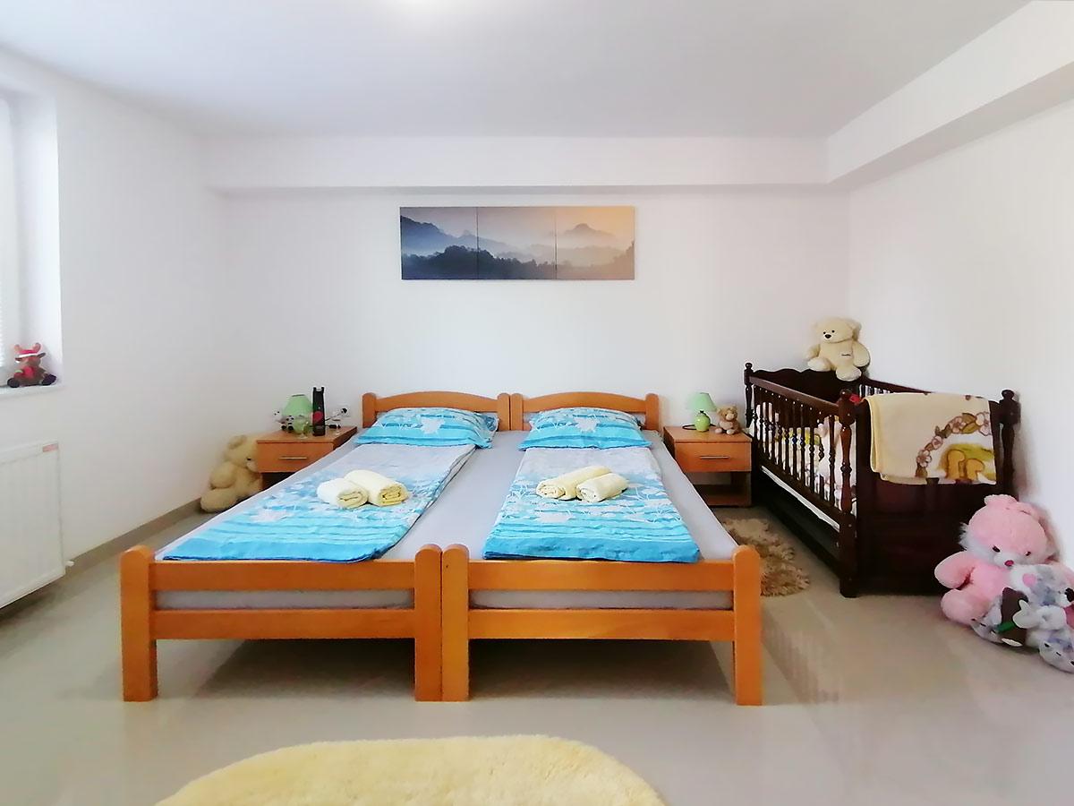 Apartmani Ena - Spavaća soba