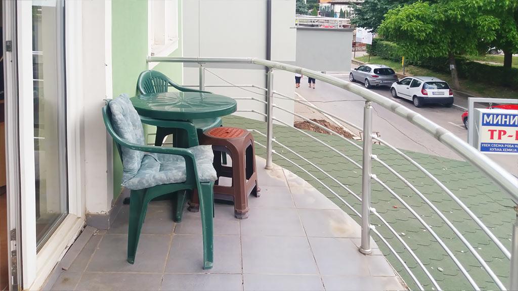 Apartman Grazia - Terasa