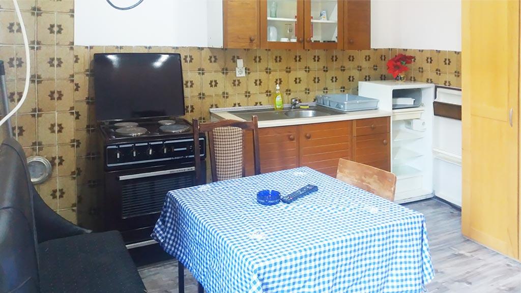 Apartman Hram - Kuhinja