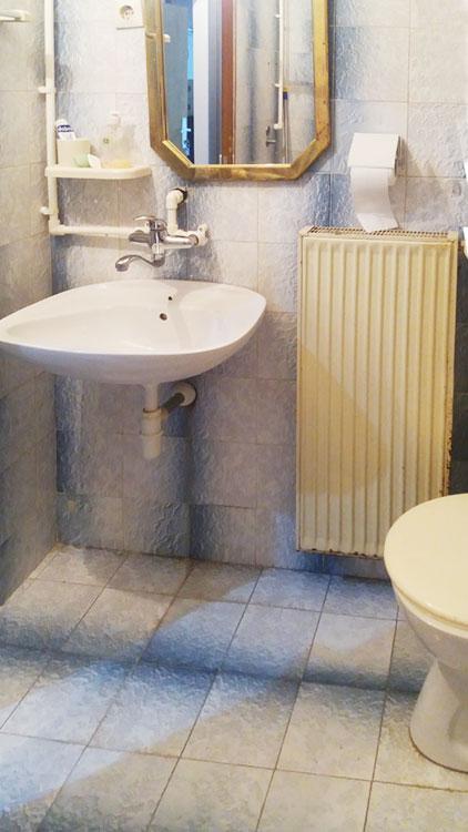 Apartman Hram - Toalet