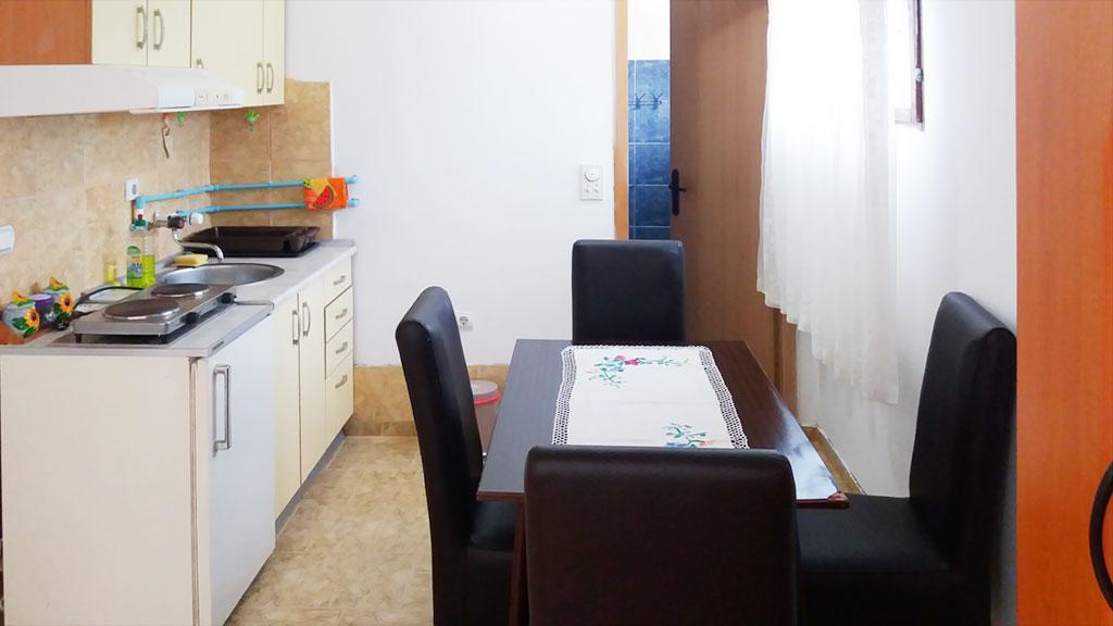 Apartman Kepa - Trpezarija