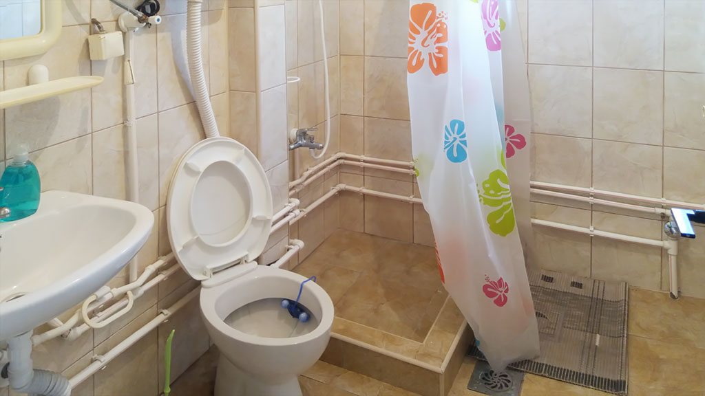 Apartman Kneginja - Kupatilo