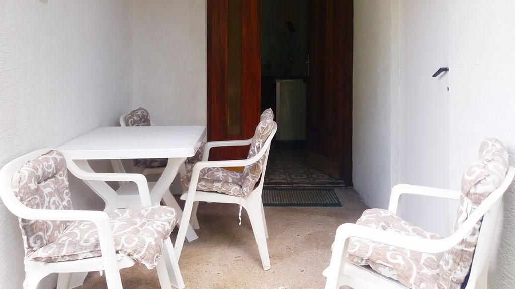 Apartman Kneginja - Ulaz