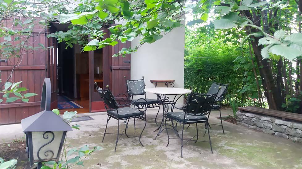 Apartman Lea - Dvorište