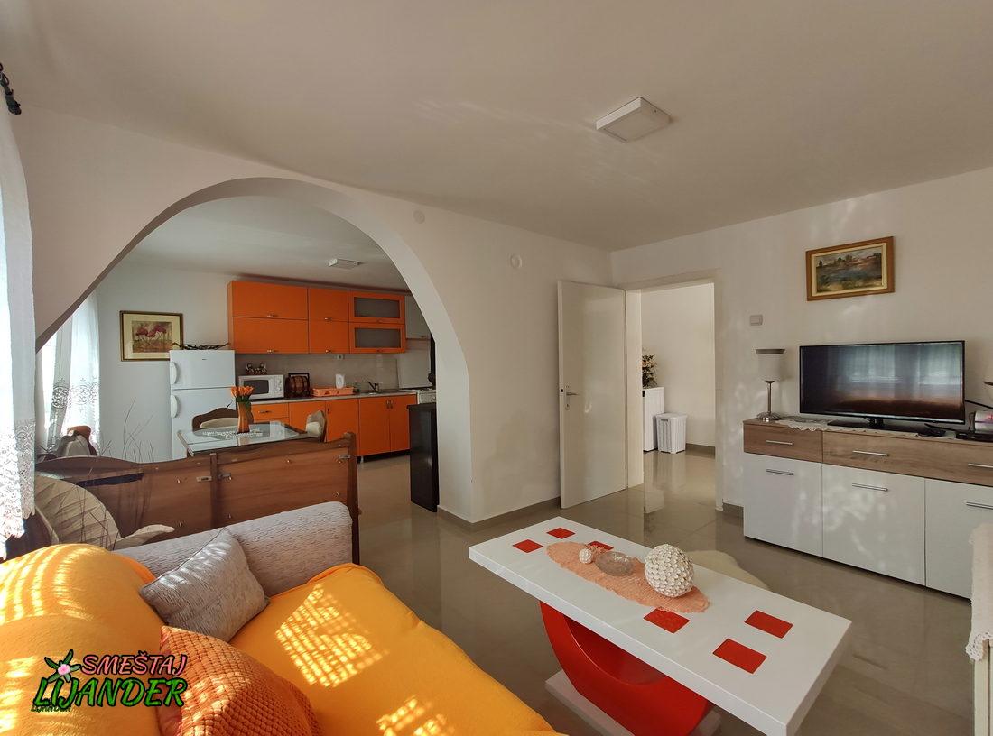 Apartman Lijander - TV
