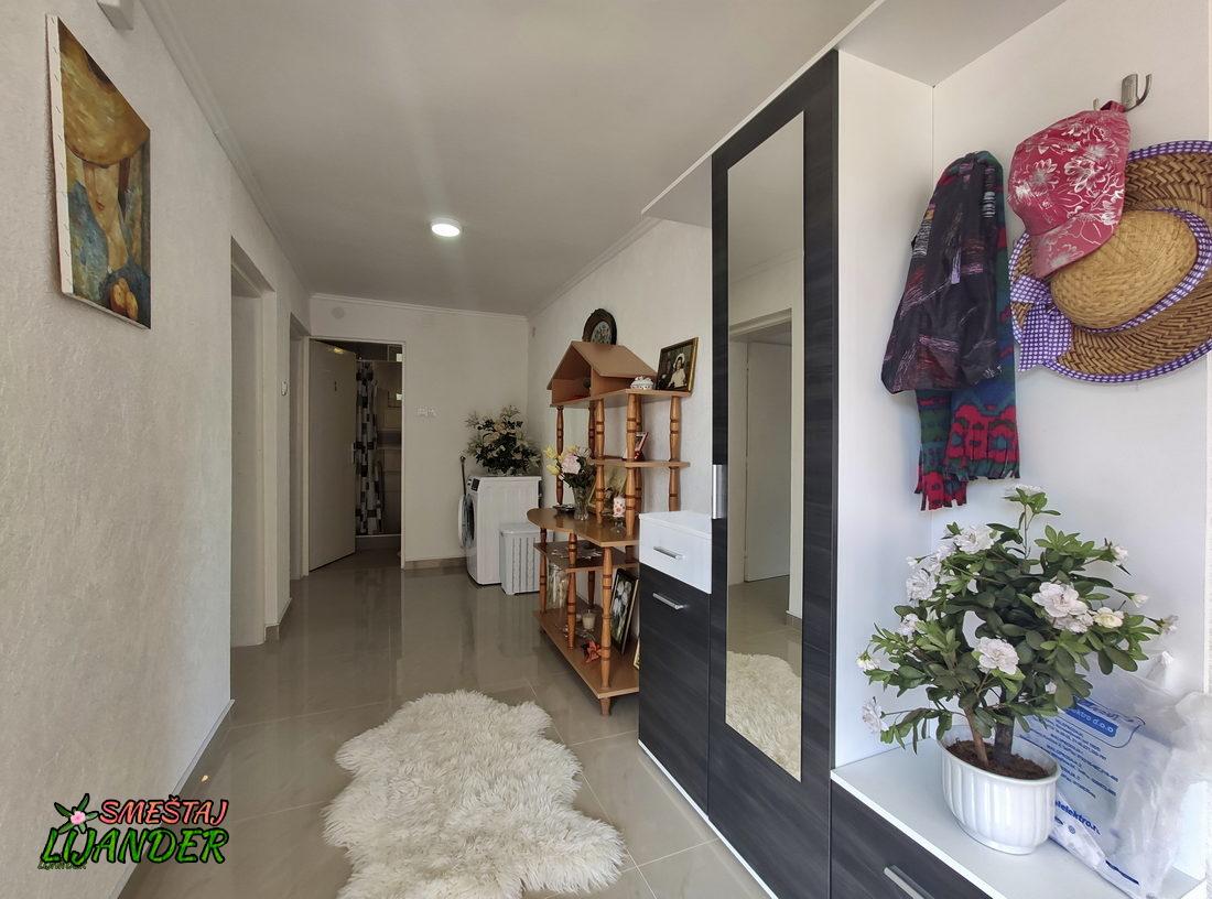Apartman Lijander -Ulaz