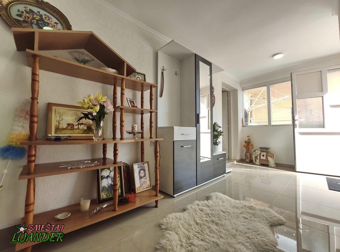 Apartman Lijander - Ulaz