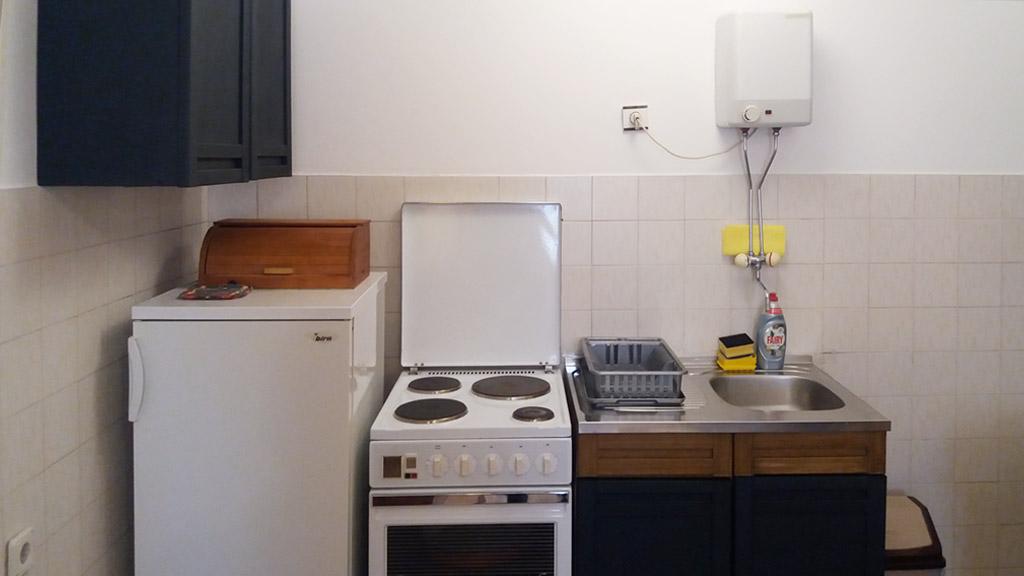 Apartman Mia - Kuhinja
