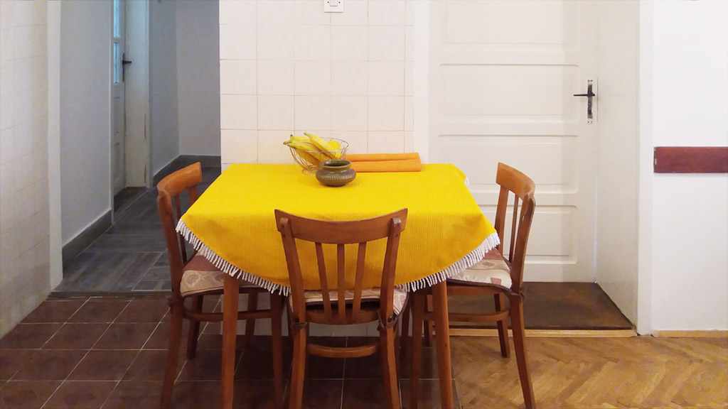 Apartman Mia - Sto za ručavanje