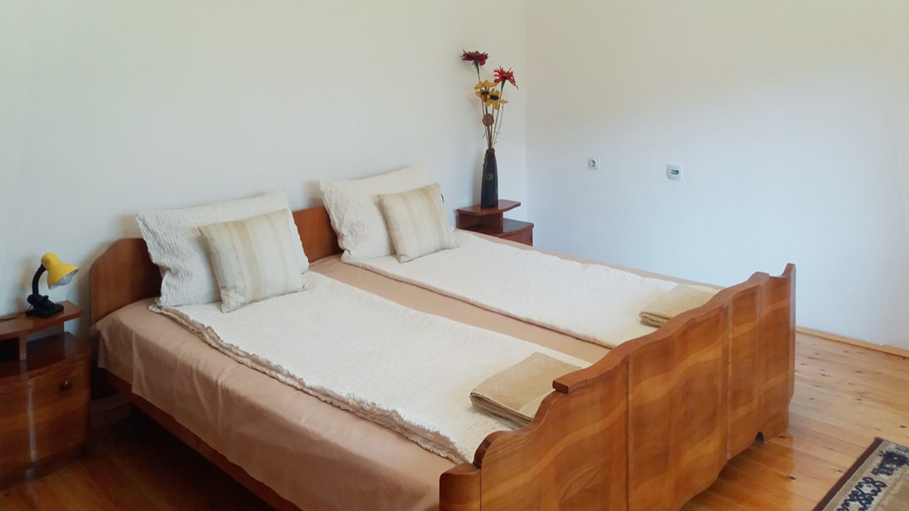Apartman Mia - Spavaća soba - francuski ležaj