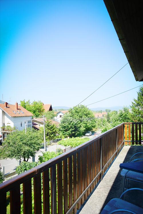 Apartman Nikodijević - Terasa