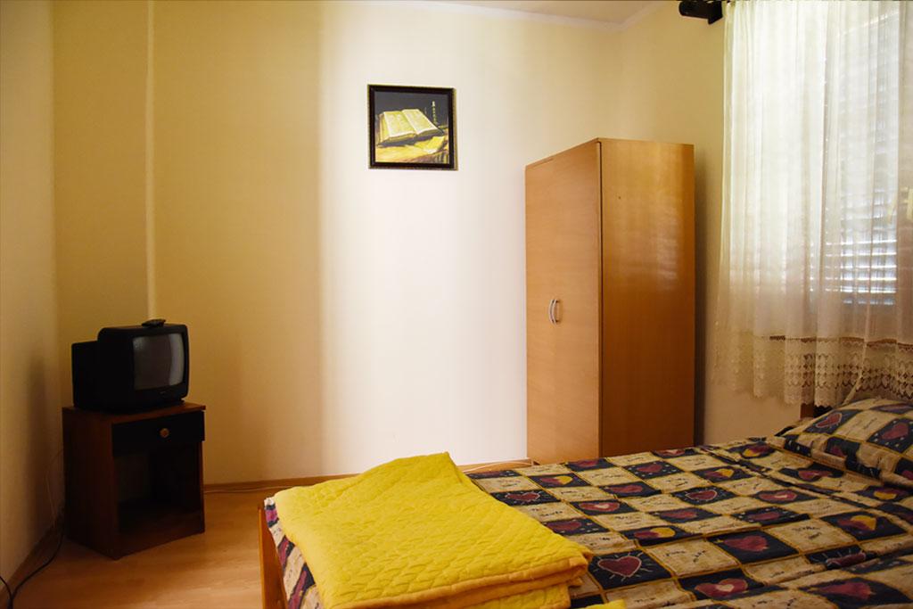 Apartman Nikodijević - Spavaća soba - TV