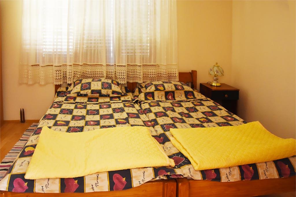 Apartman Nikodijević - Spavaća soba