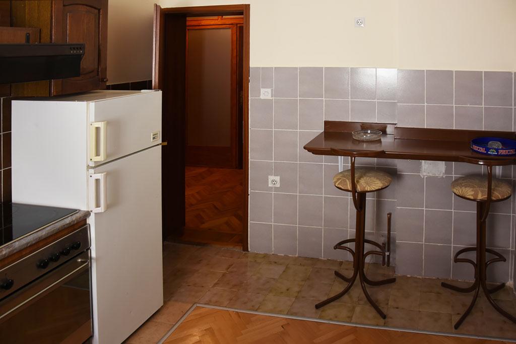 Apartman Nikodijević - Frižider, Šporet
