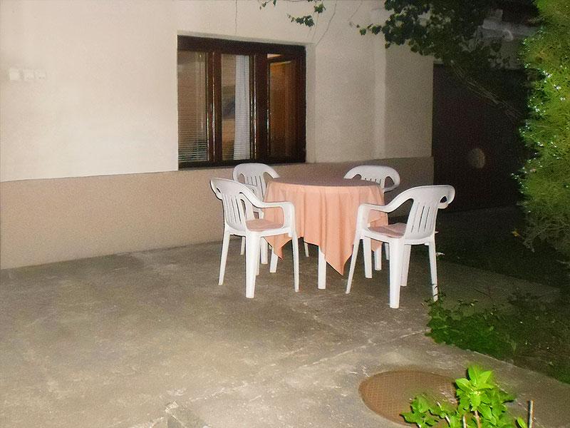 Apartman Nina - Dvorište