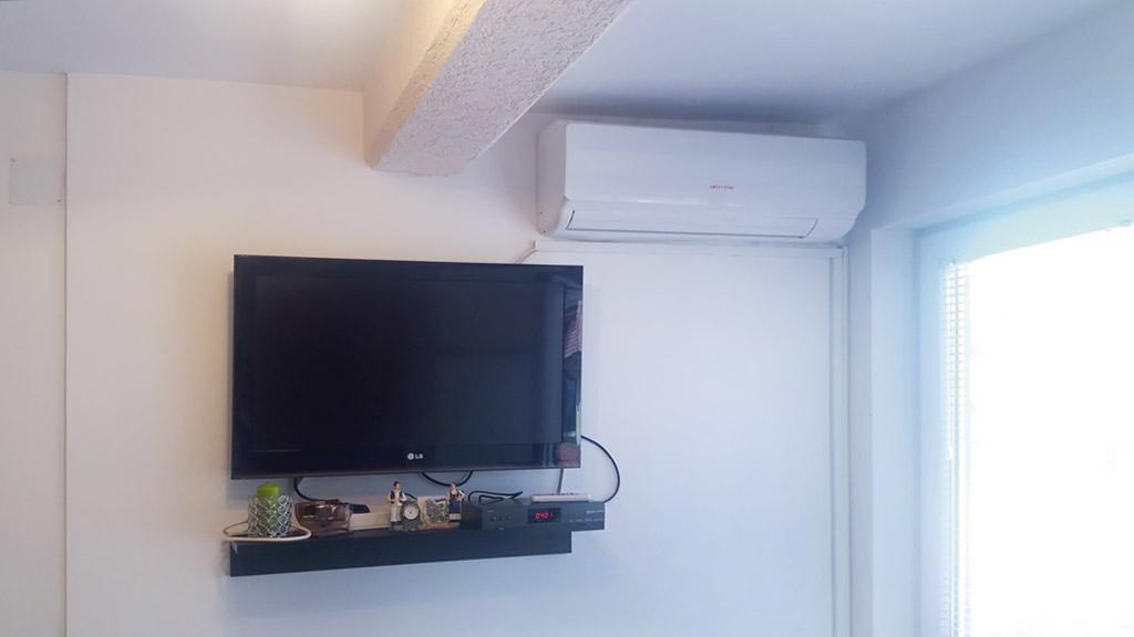 Apartman Pazova - TV, Klima