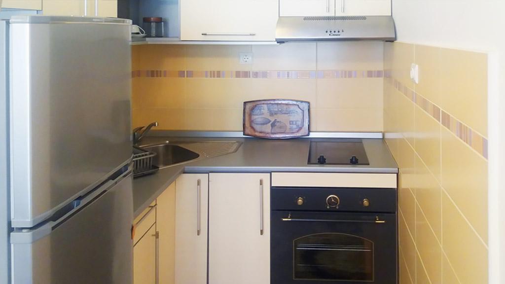 Apartman Pazova - Kuhinja
