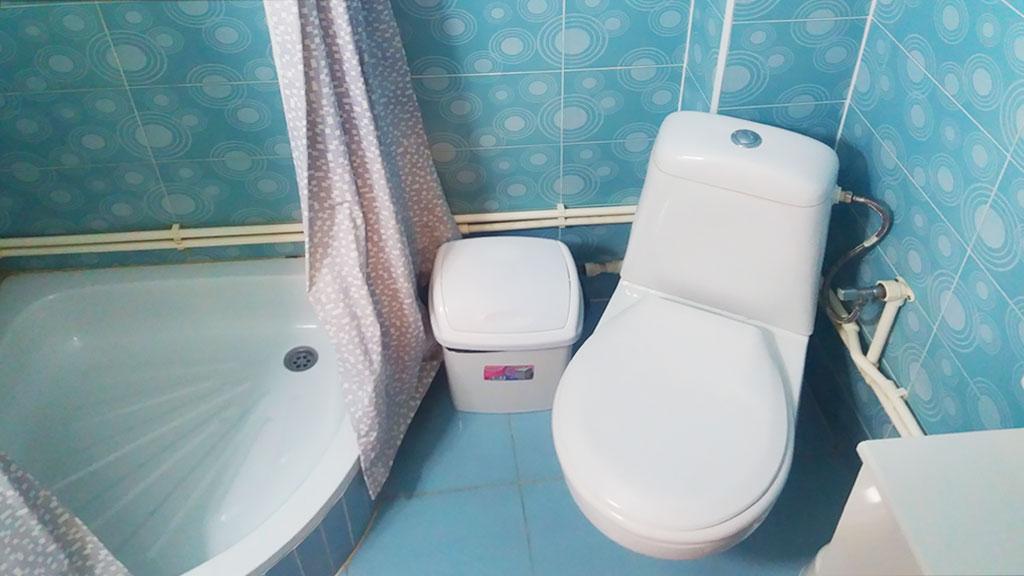 Apartman Pazova - Toalet