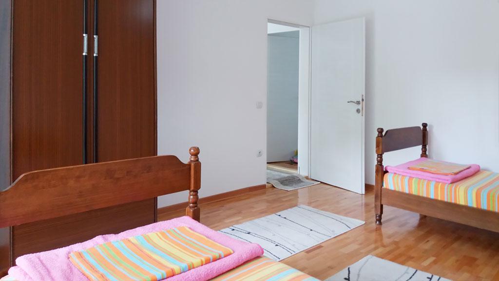 Apartman Fani - Spavaća soba 2 - Garderober
