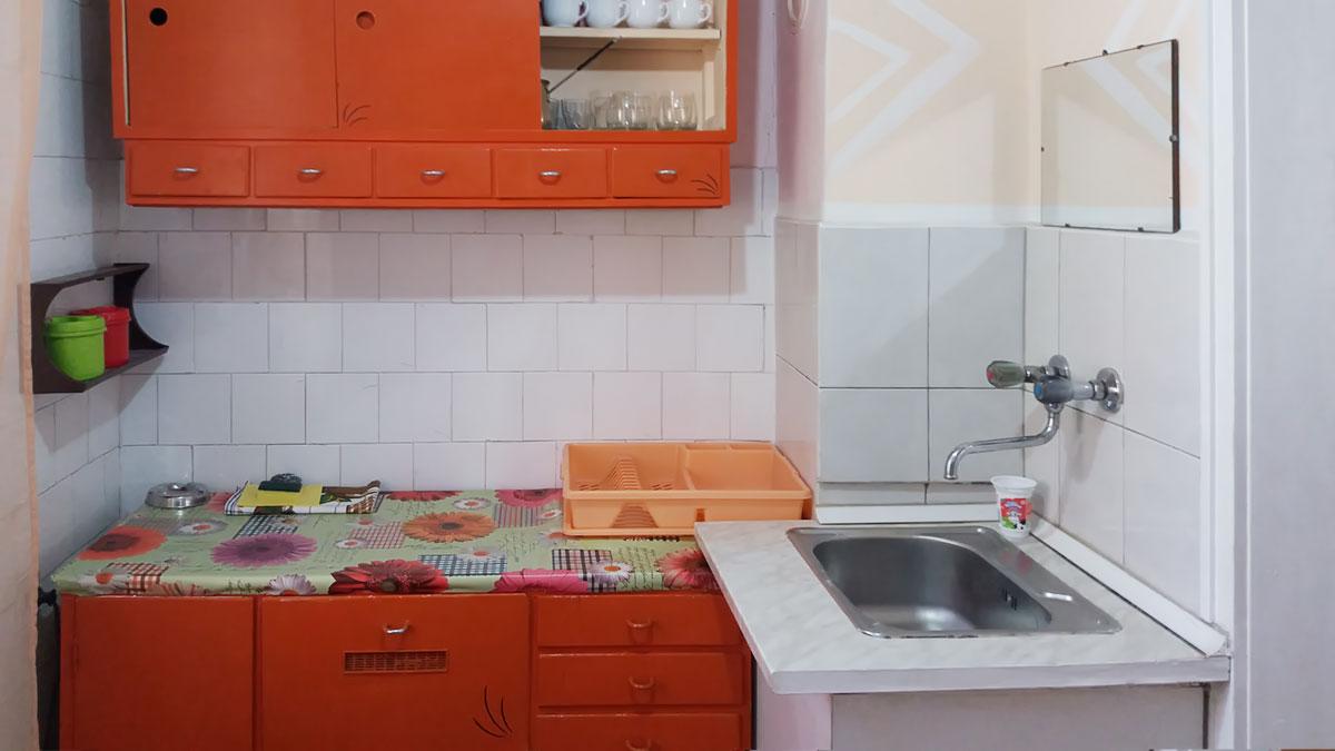 Apartman Sneška I - Kuhinja