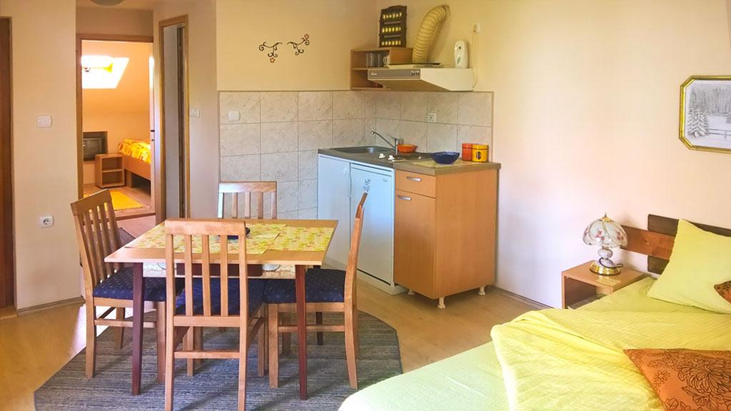 Apartman Stefan Nemanja - Soba 1.