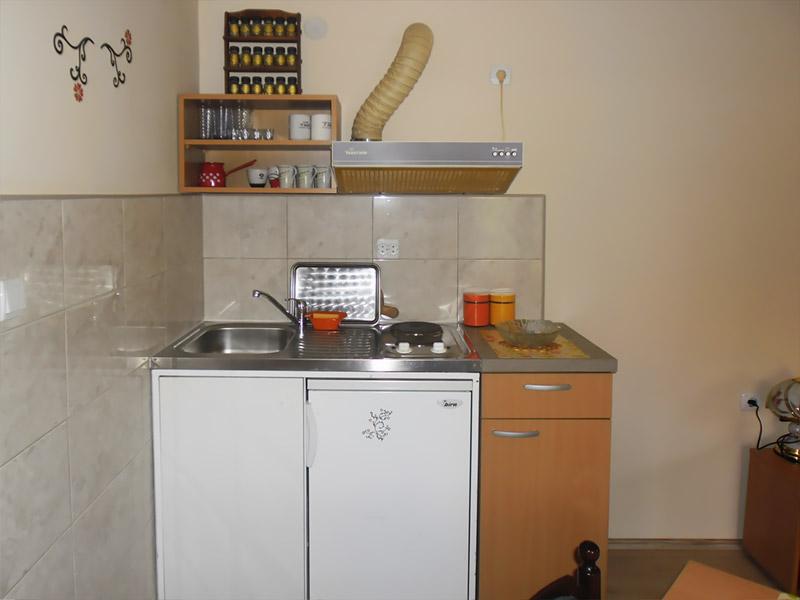 Apartman Stefan Nemanja - Kuhinja
