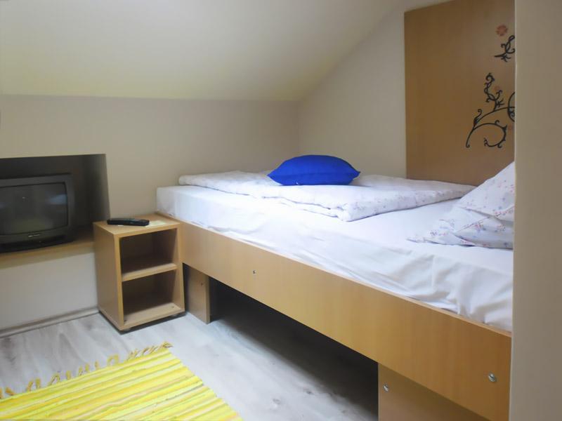 Apartman Stefan Nemanja - Soba 2 - krevet 1