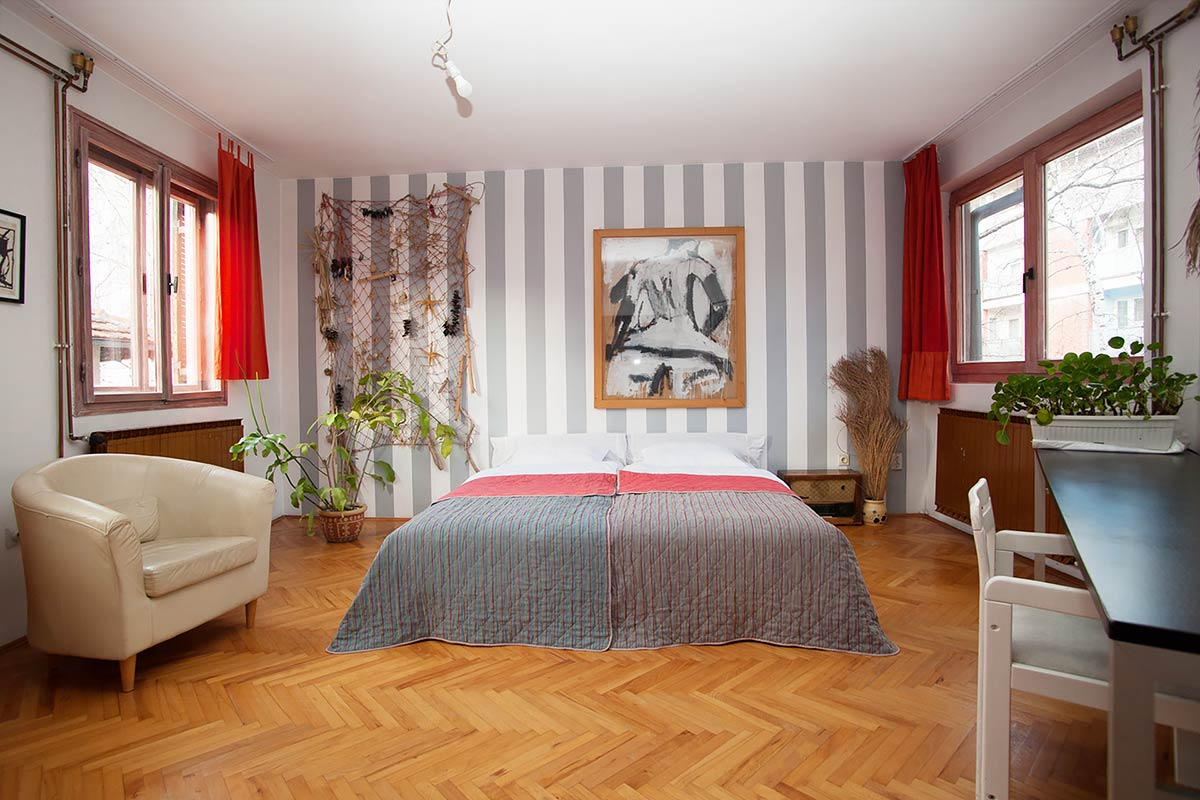 Apartman Superstar 2 - Spavaća soba I