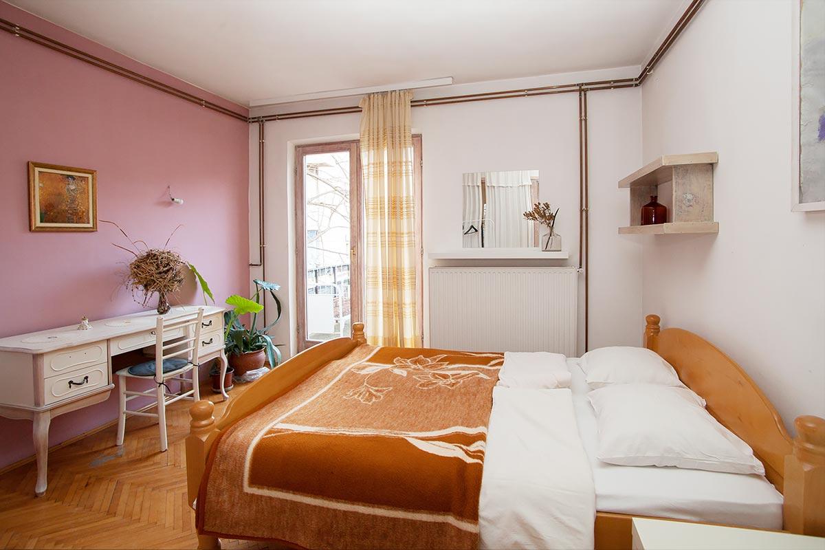 Apartman Superstar 2 - Spavaća soba II izlazi na terasu