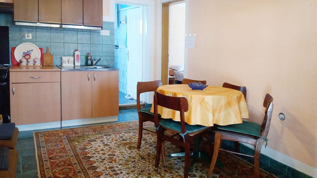 Apartman Topola - Trpezarija
