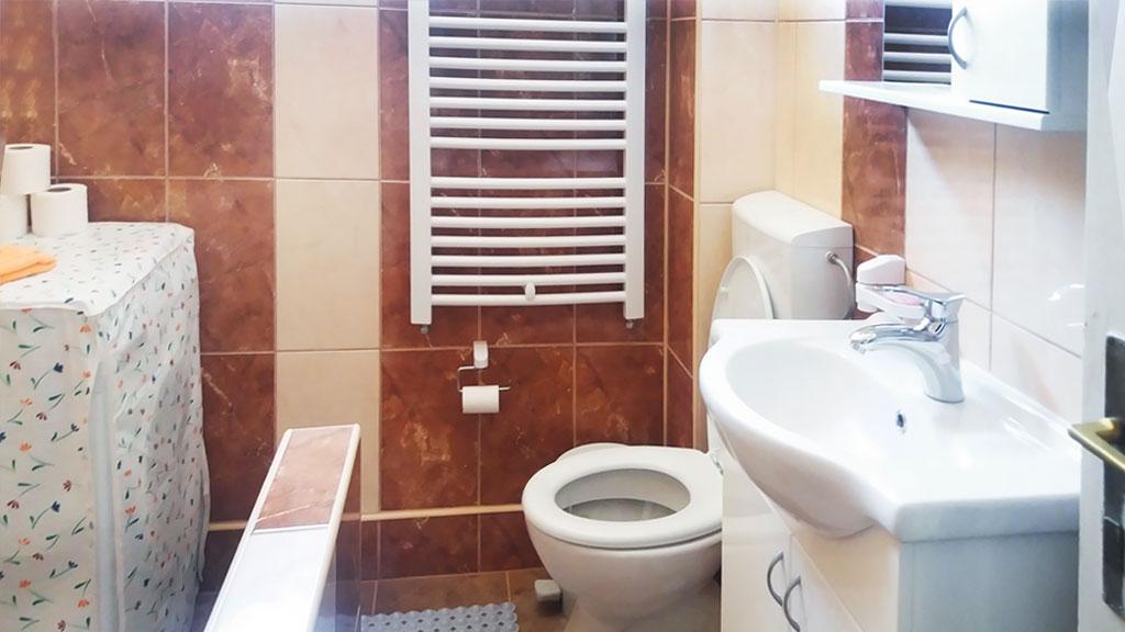 Apartman Vendi - Kupatilo