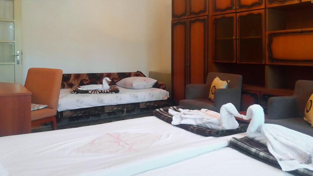 Apartman Vendi - Spavaća soba 1 - Garderober