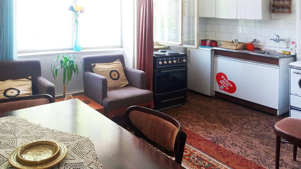 Apartman Vendi - Kuhinja i trpezarija