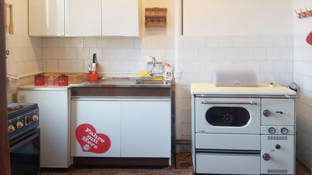 Apartman Vendi - Šporet, frižider