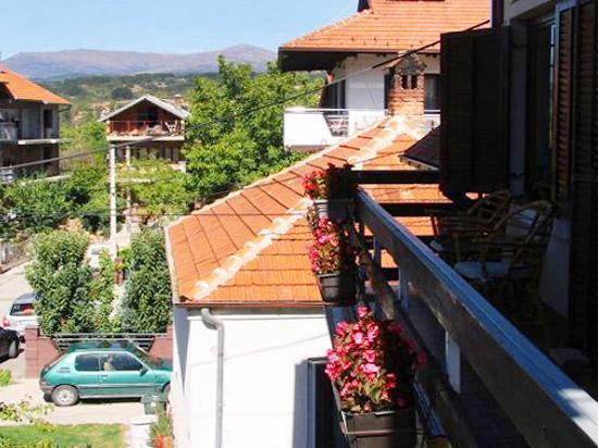 Apartmani Dr Videnović - Pogled na Rtanj