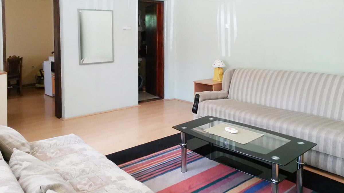 Apartmani Petković - Grof na rasklapanje i kauč