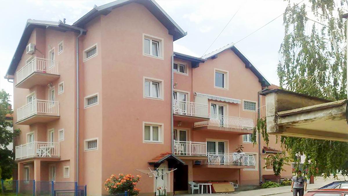 Apartmani Petković - Kuća Petković