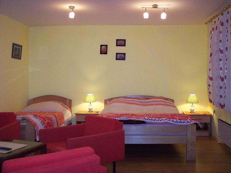 Apartmani Janković u Sokobanji - Spavaća soba