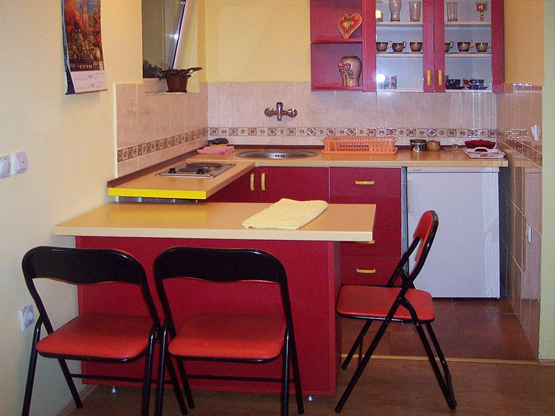 Apartmani Janković - Trpezarija i kuhinja